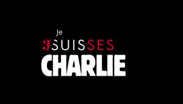 3SUISSES/JE SUIS CHARLIE